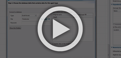 How-To Video: Reading Agent Attributes from a Database