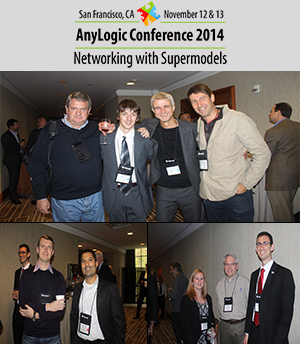 AnyLogic Conference 2014, Thank You for Attending!