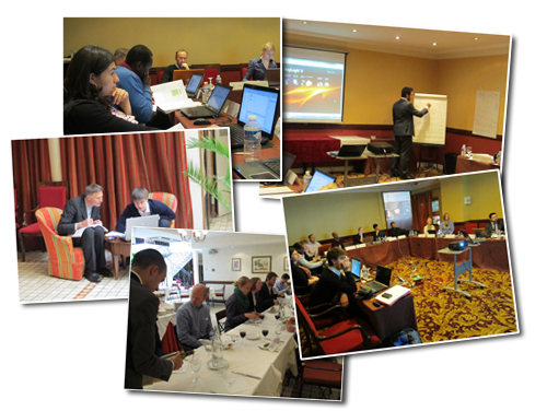 AnyLogic Fundamentals Training in Paris – March 11-13, 2013