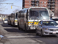 Improve Public Transit Bus Rider Satisfaction