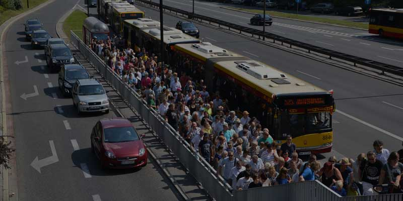 "Preventing ""Bus Bunching"" with Smart Phone Application Implementation"