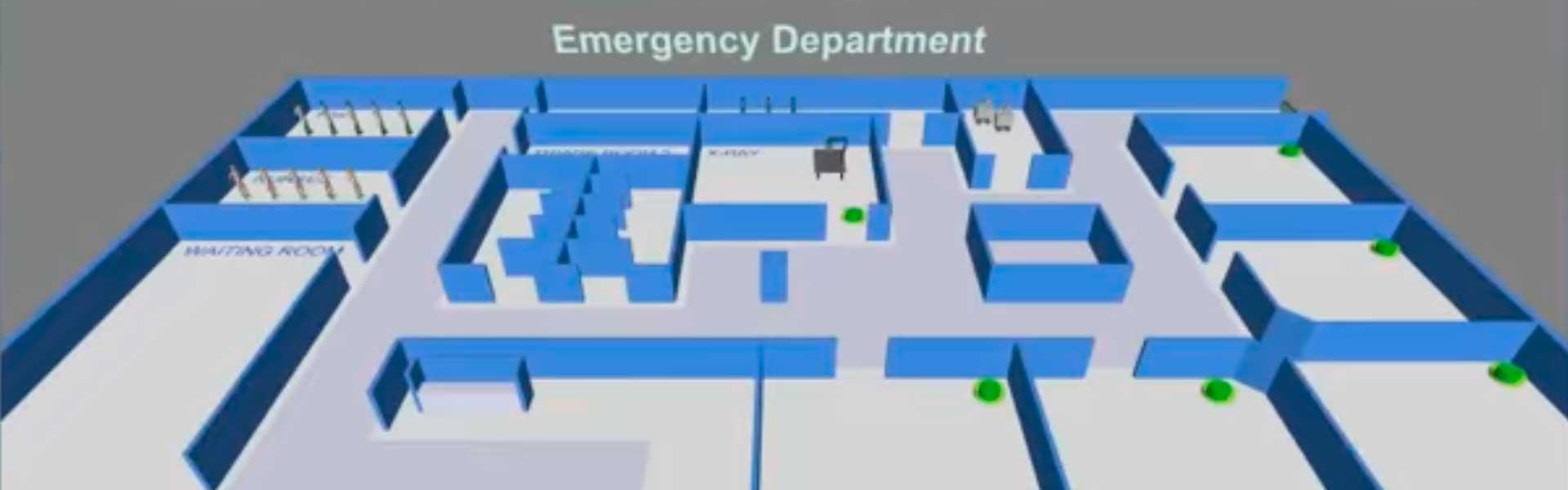 Healthcare Simulation Software – AnyLogic Simulation Software
