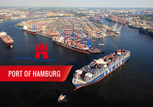 Increasing Rail Capacity Utilization in Port of Hamburg