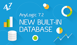 AnyLogic 7.2 Released!