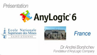 """Multimethod Modeling and Simulation with AnyLogic"" Workshop Video Available Online"
