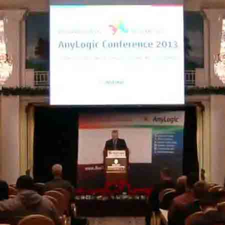 AnyLogic Conference 2013 Presentations