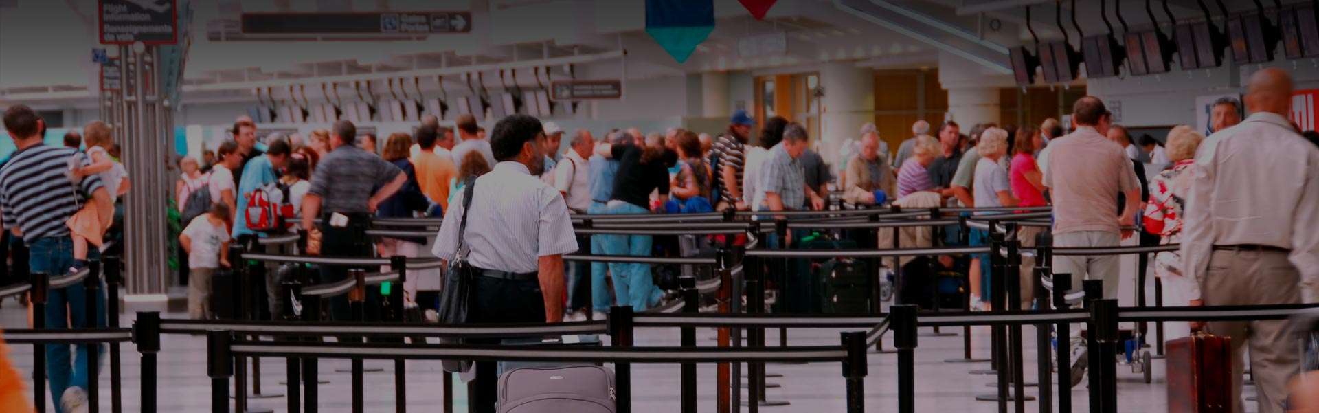 Passenger Flow Simulation at Frankfurt Airport – AnyLogic