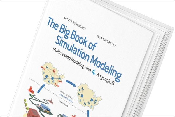 The Big Book of Simulation Modeling – new chapter