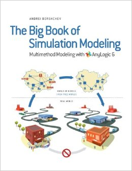 """The Big Book of Simulation Modeling"" available now!"