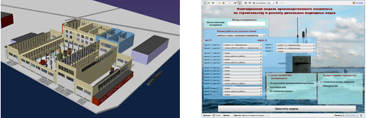 Shipyard Production Simulation