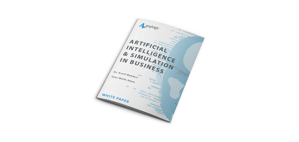 Artificial Intelligence and Simulation in Business white paper