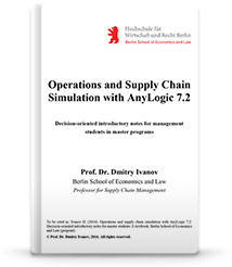 Operations and Supply Chain Simulation with AnyLogic