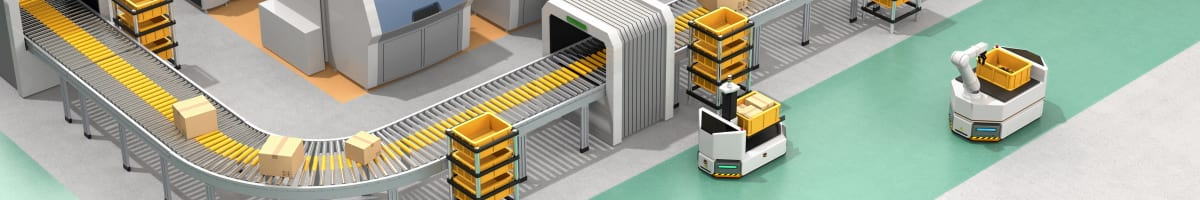 Webinar on the Fundamentals of simulation modeling with the AnyLogic Material Handling Library