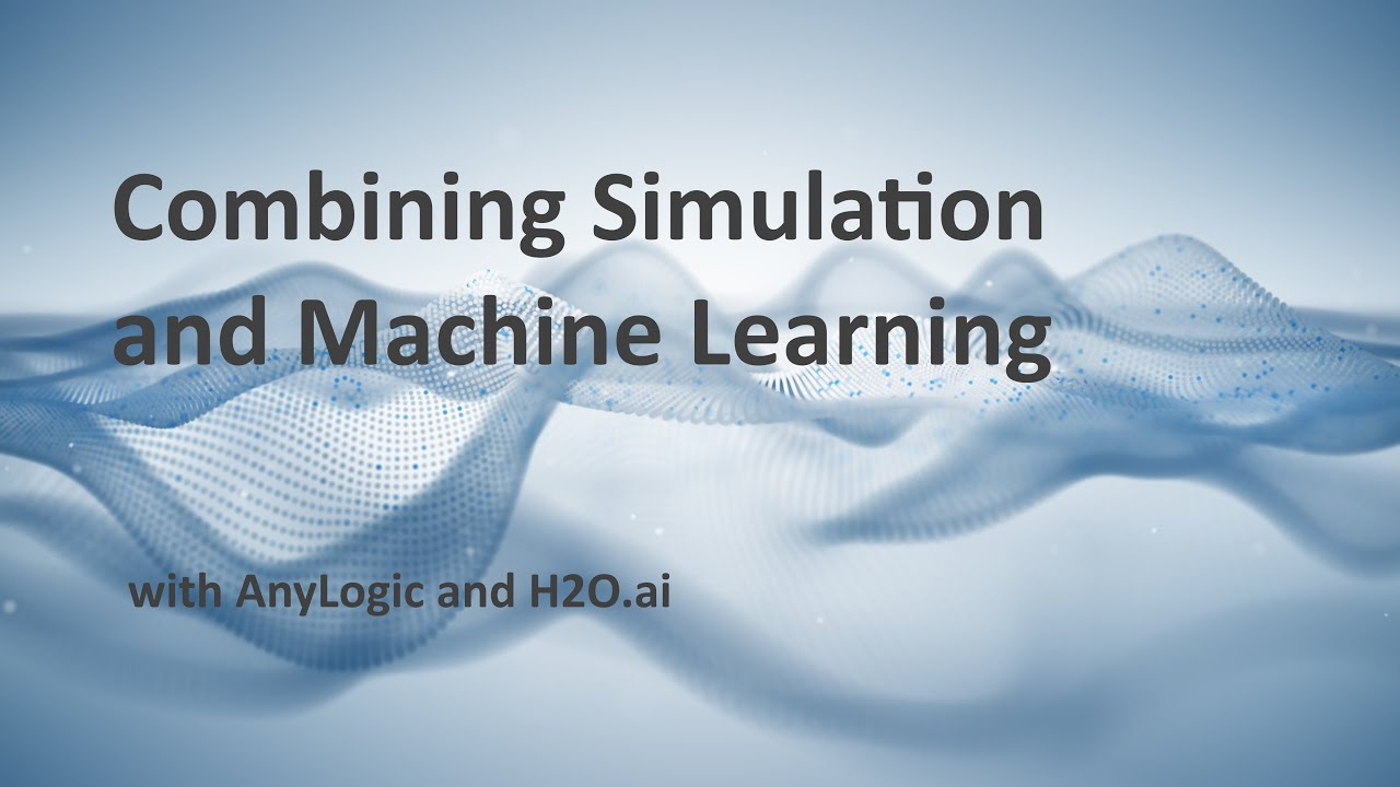 Combining Simulation and Machine Learning