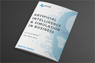 White paper: Artificial Intelligence and Simulation in Business