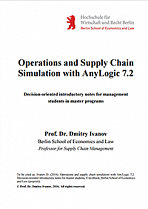 AnyLogic for Supply Chain Management Textbook, FREE