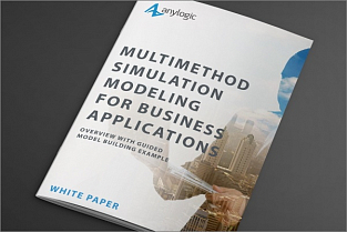Whitepaper: Multimethod simulation modeling for business