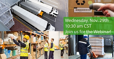 AnyLogic Warehouse and Transportation Operations Webinar